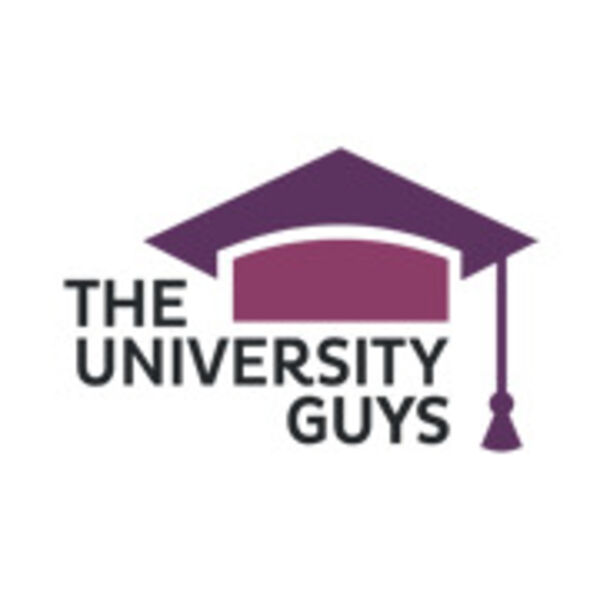 The University Guy Podcast Artwork Image