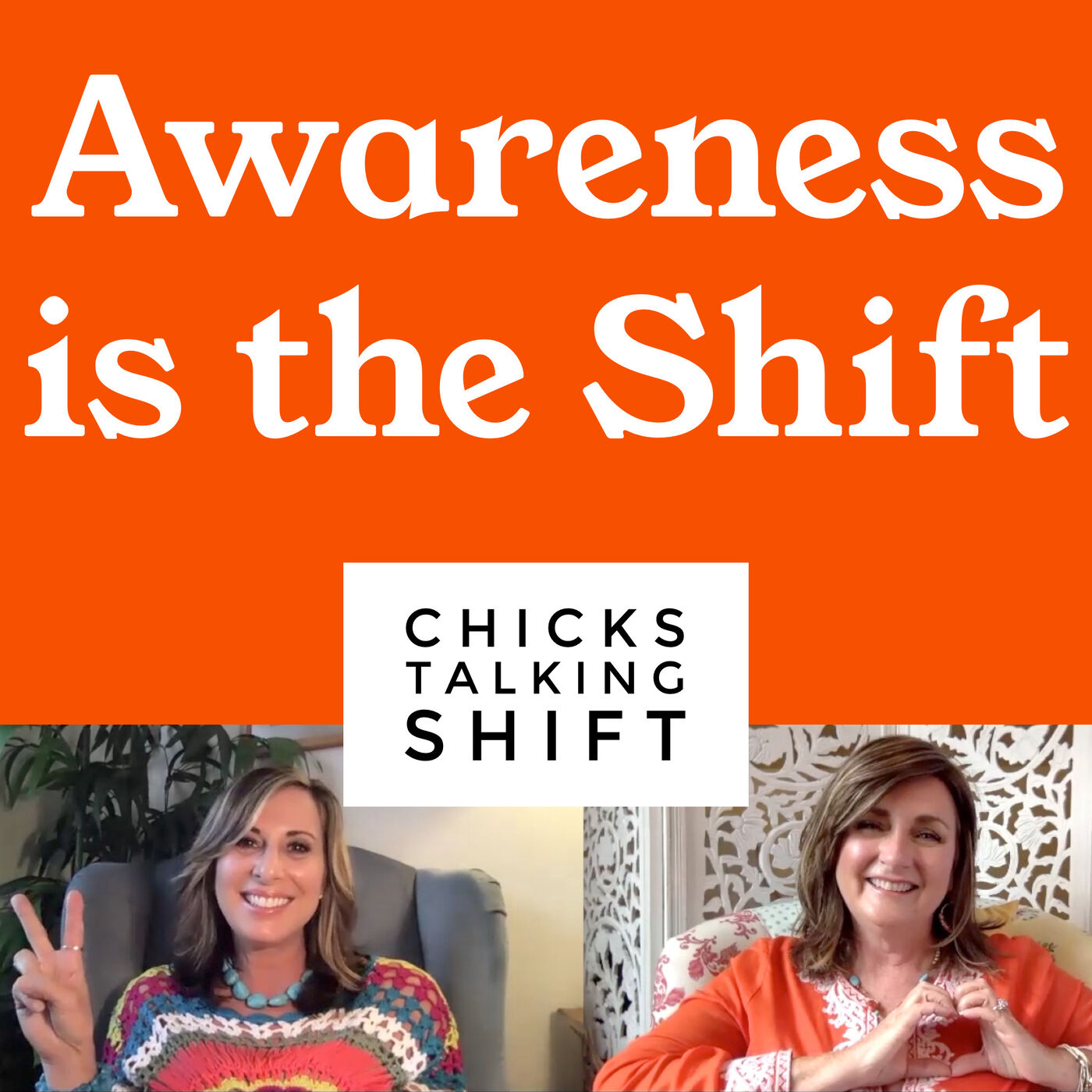 Awareness IS the Shift - Byte Sized Snack