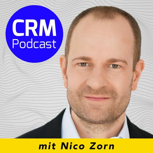 CRM Podcast Podcast Artwork Image