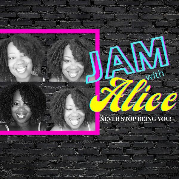 JAM with Alice Podcast Artwork Image