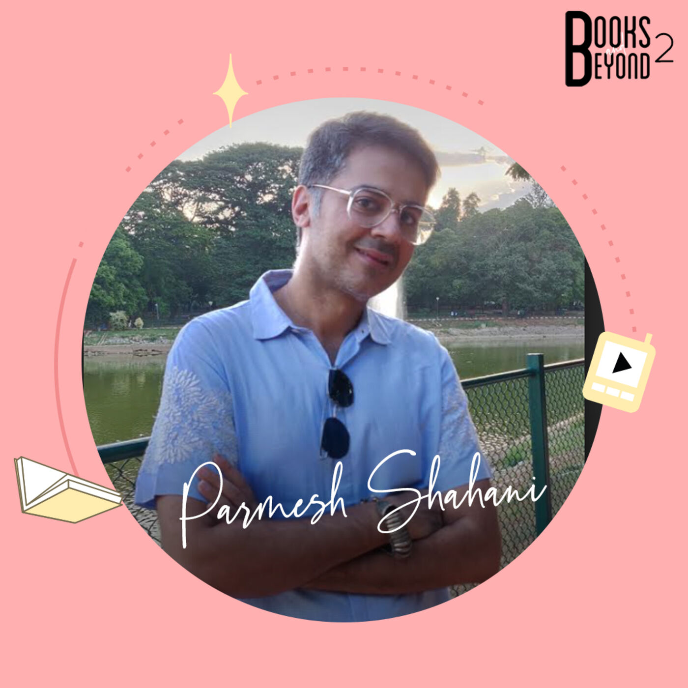 2.8: Parmesh Shahani - Writing A Genre-Bending Business Book On LGBTQ Rights