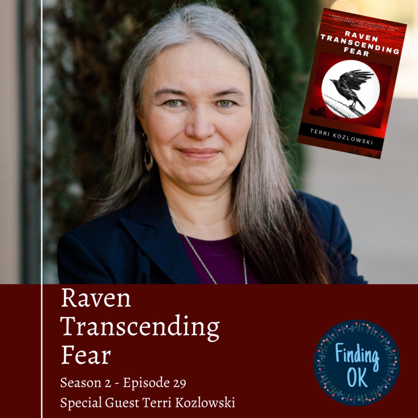 Raven Transcending Fear