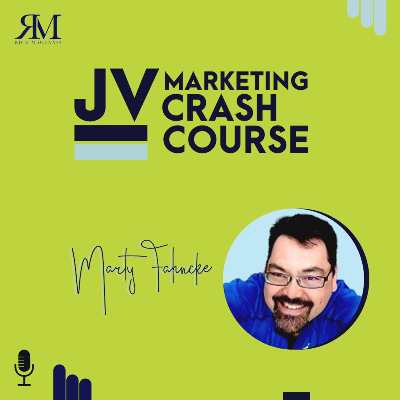 JV Marketing Crash Course