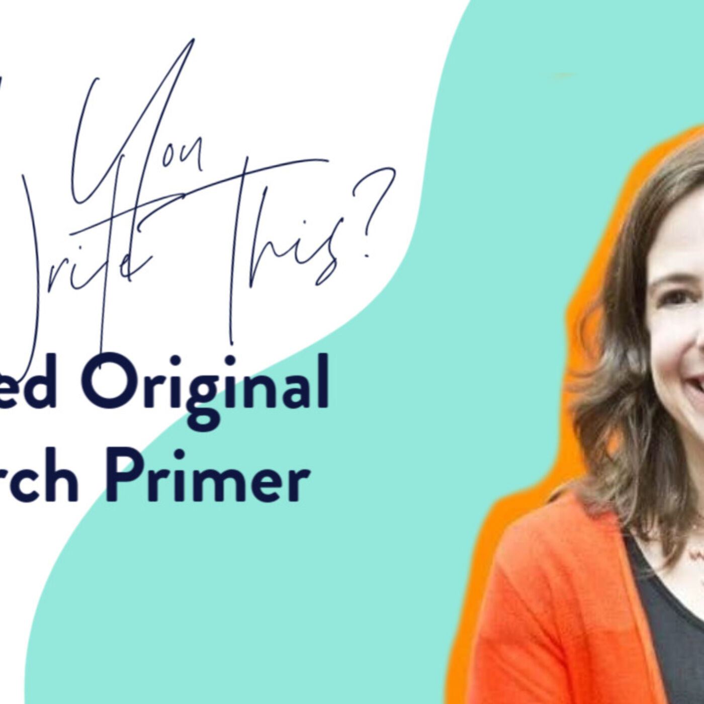 Could You Write a B2B Research Project? A Branded Original Research Primer