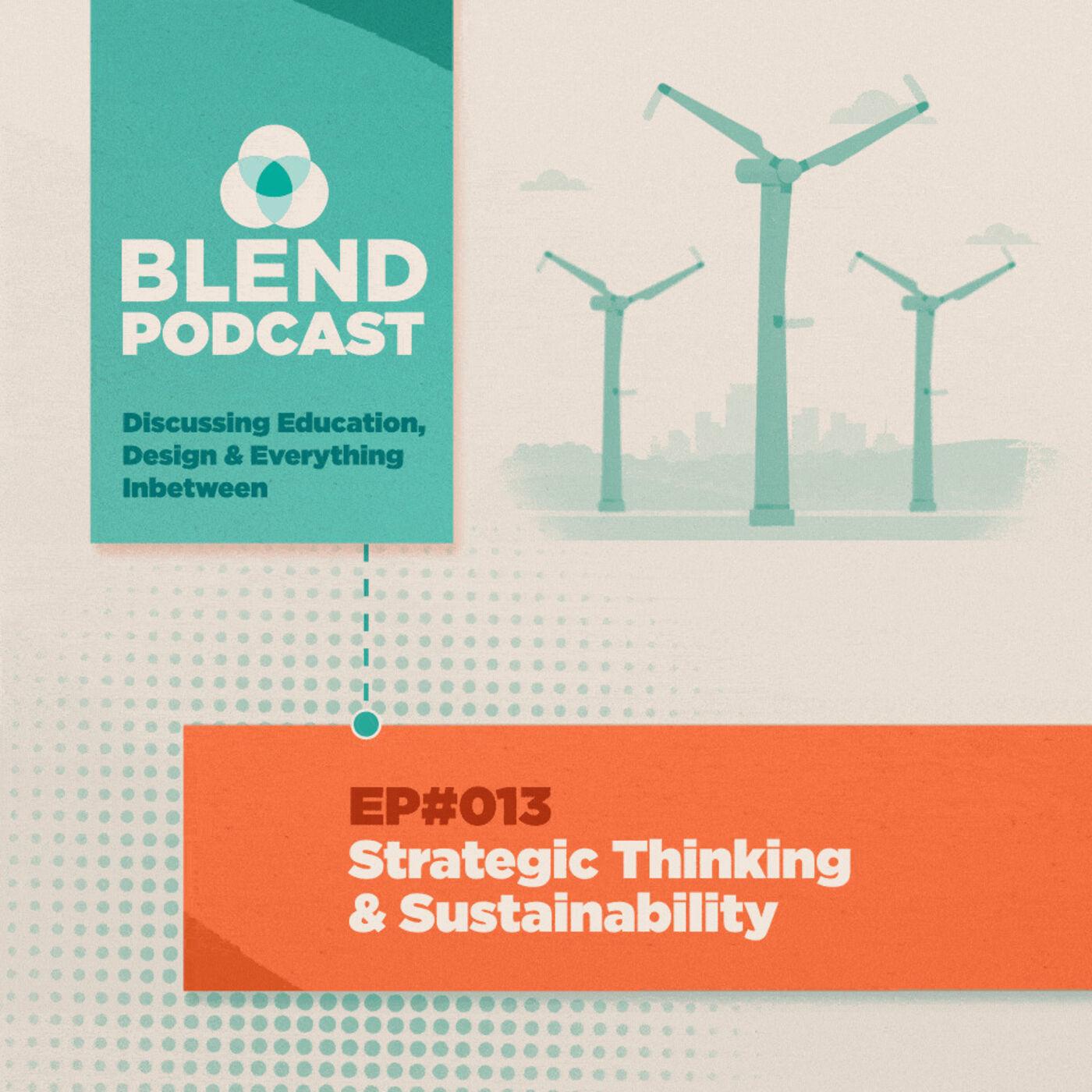 #13 Strategy & Sustainability