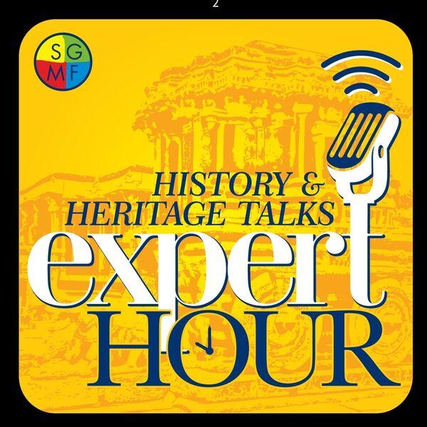 Expert Hour by Sandeep & Gitanjali Maini Foundation Podcast Artwork Image