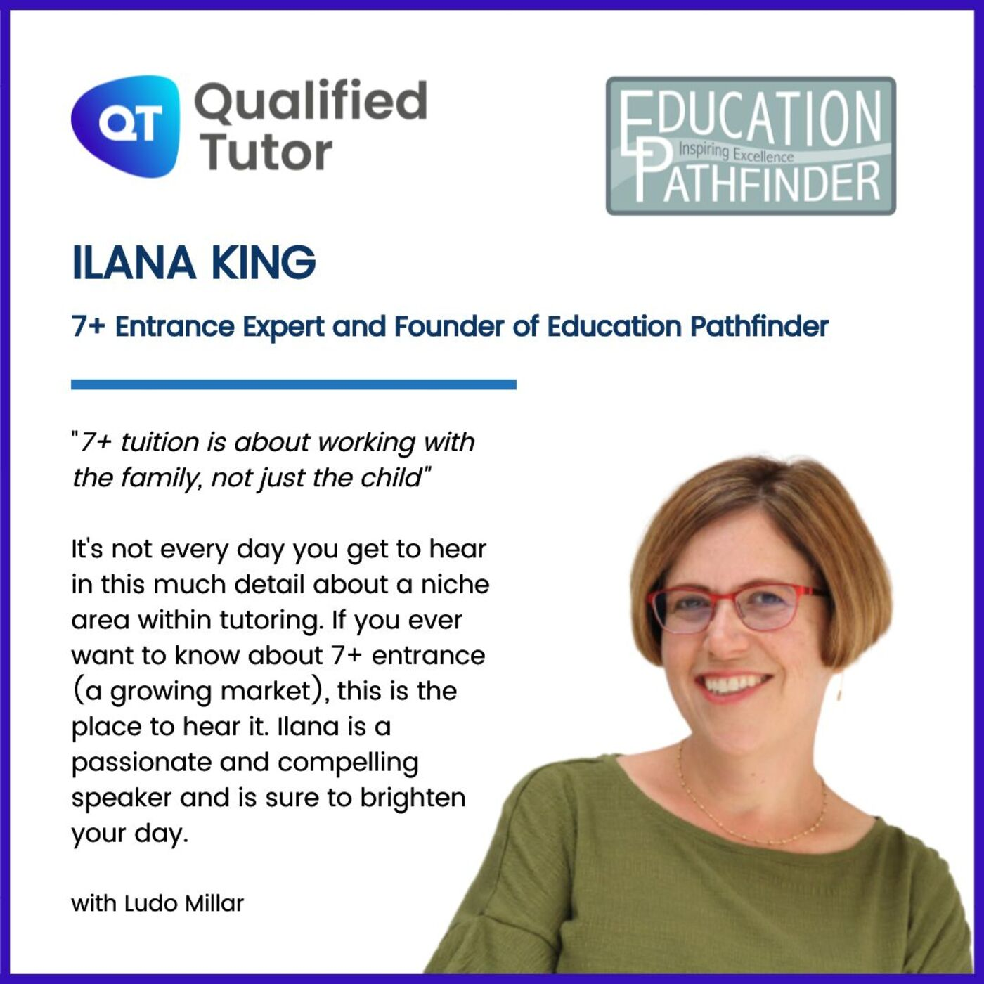 All You Need To Know About the 7+ Entrance Exam, with Expert Tutor Ilana King