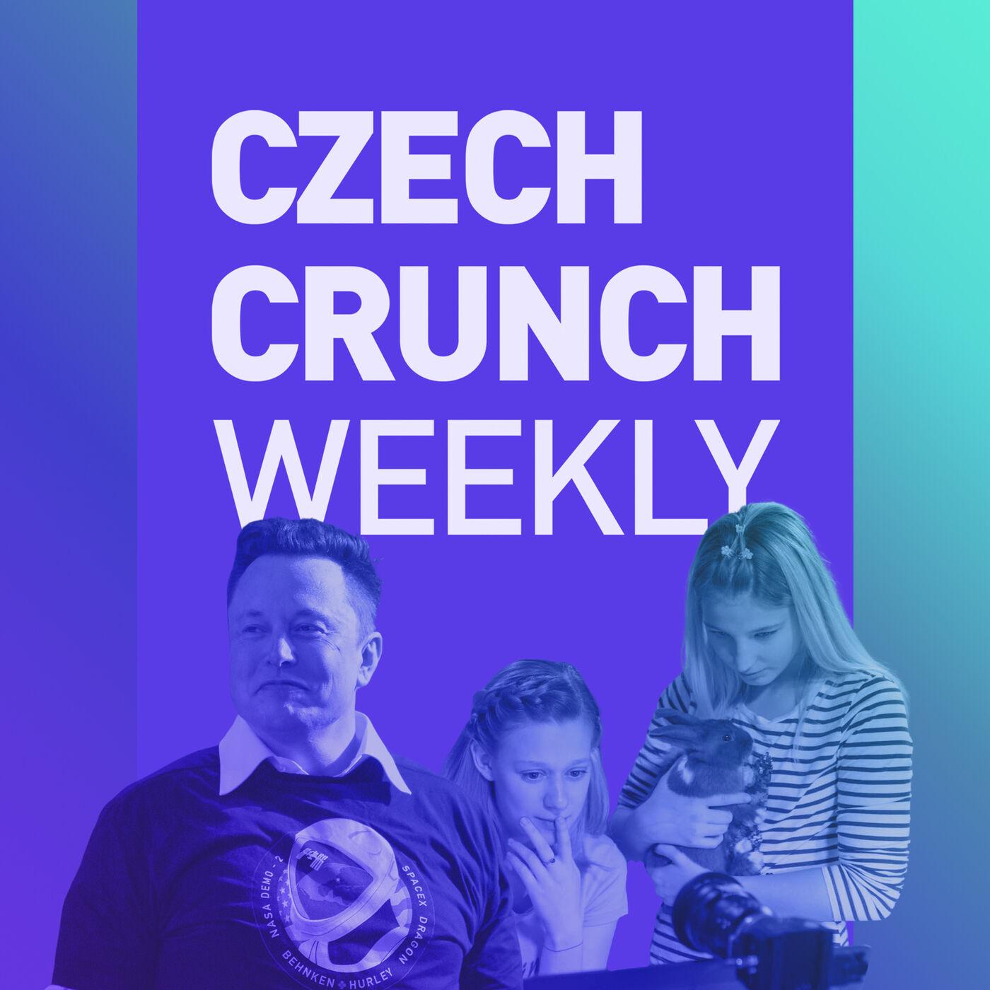 CzechCrunch Weekly #11 – Konec seznamky Lidé.cz, Tesla i SpaceX bodují a 70 milionů do české sítě pro básníky