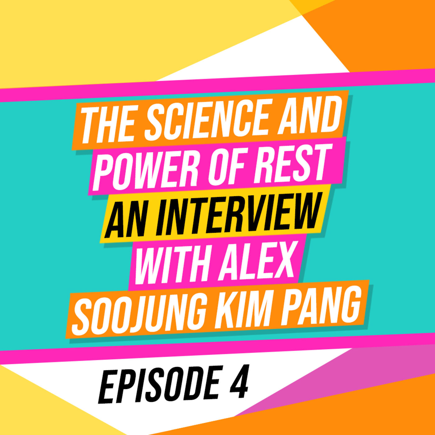 The science and power of rest - An interview with Alex Soojung-Kim Pang