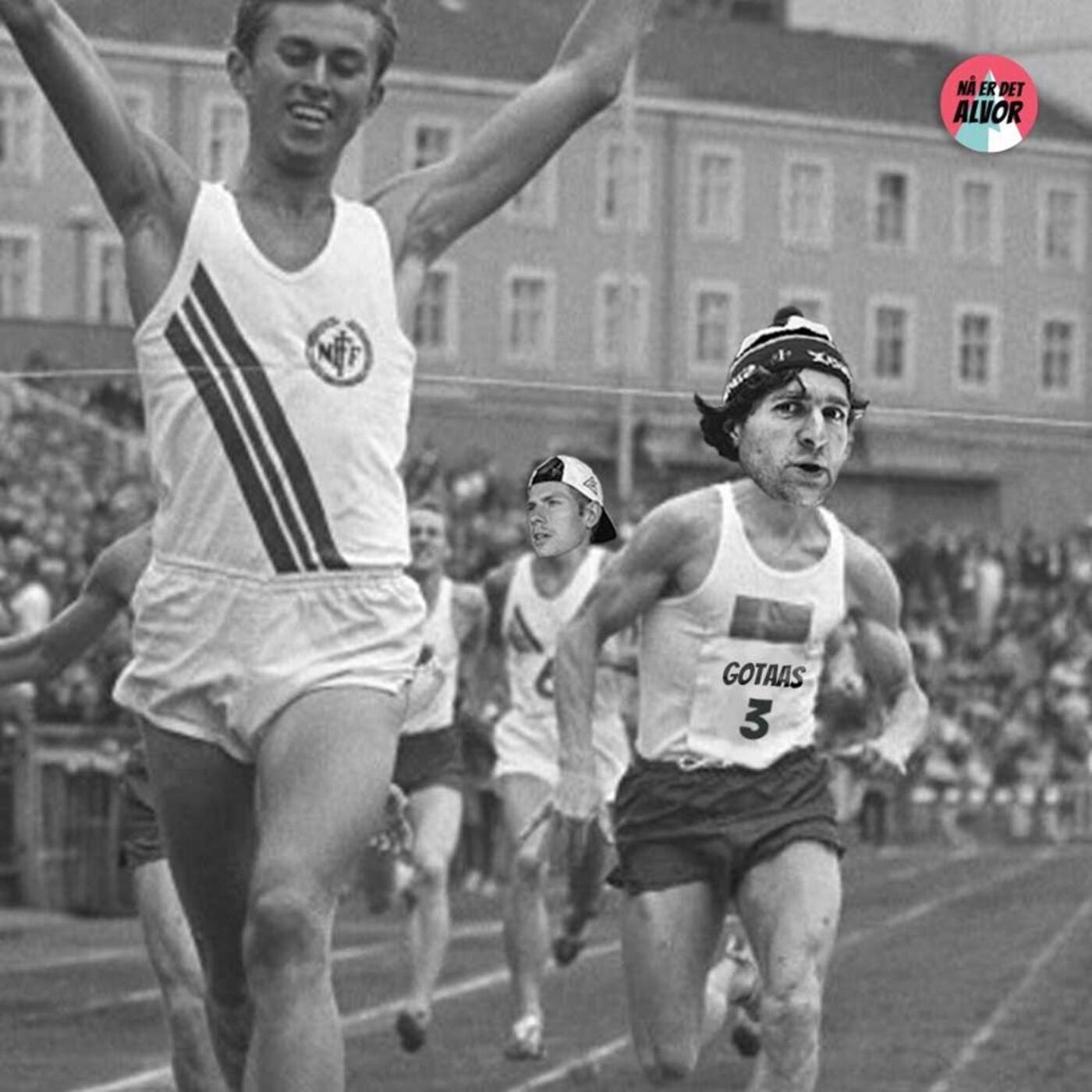 #130 - Thor Gotaas 3   Løping, En Norgeshistorie