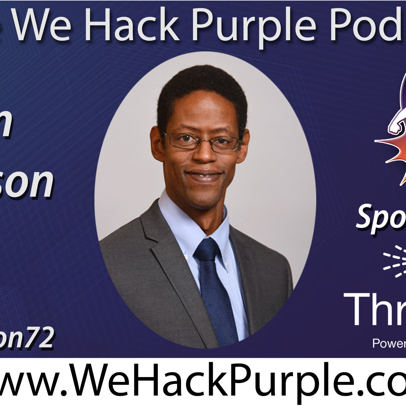 We Hack Purple Podcast 20 with Brian Anderson