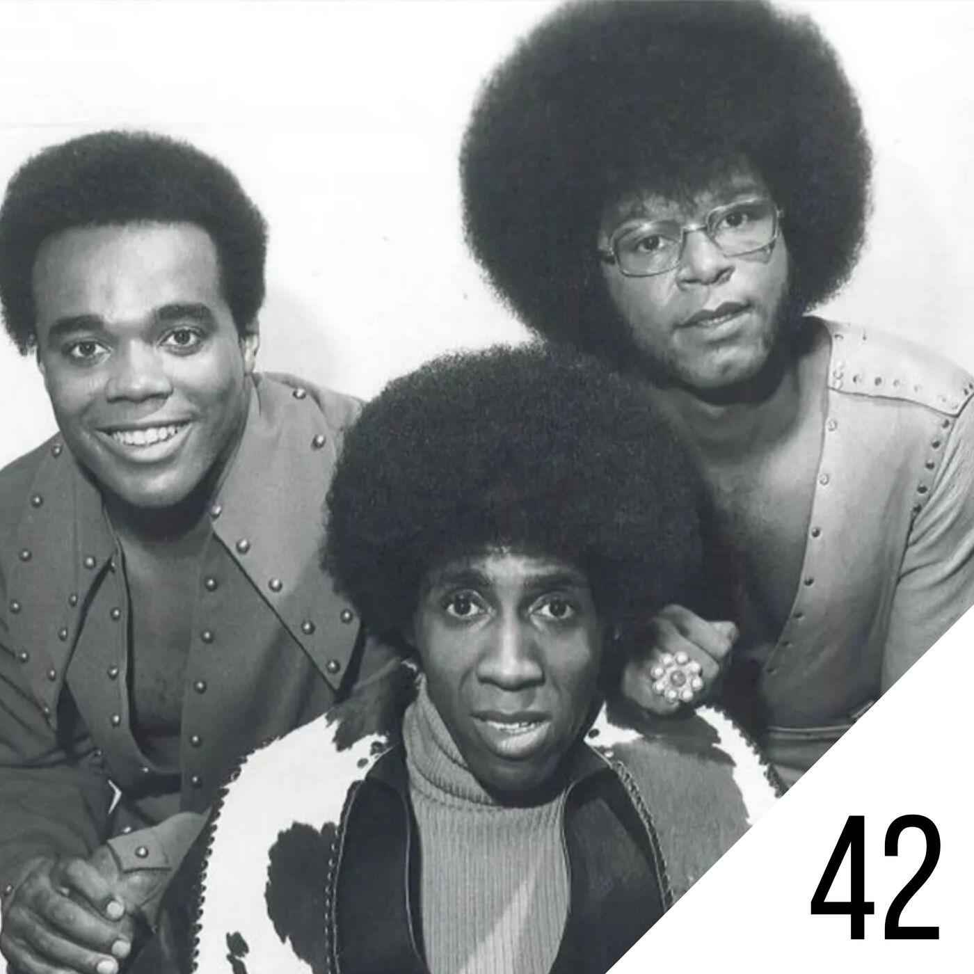 #42 Soul on the Agenda: Chairmen of the Board in Ten Songs