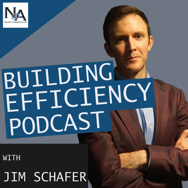 Building Efficiency Podcast Podcast Artwork Image