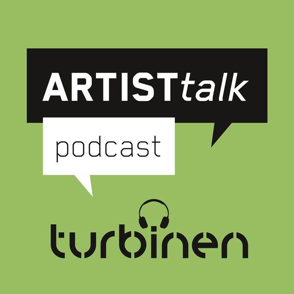 Artist Talk Podcast  Podcast Artwork Image