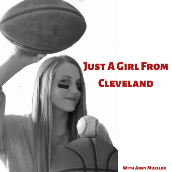 Just A Girl From Cleveland Podcast Artwork Image