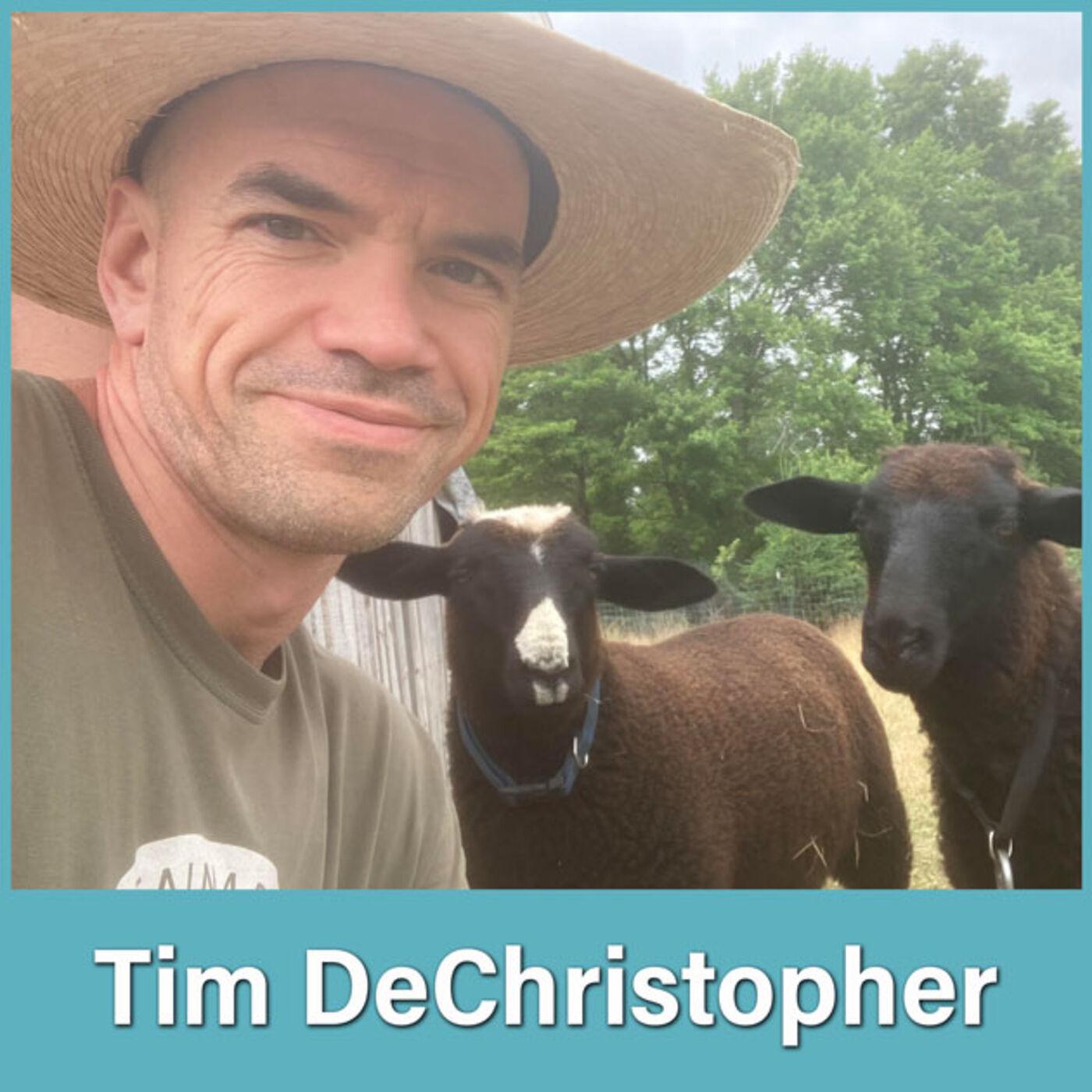 #7 Tim DeChristopher