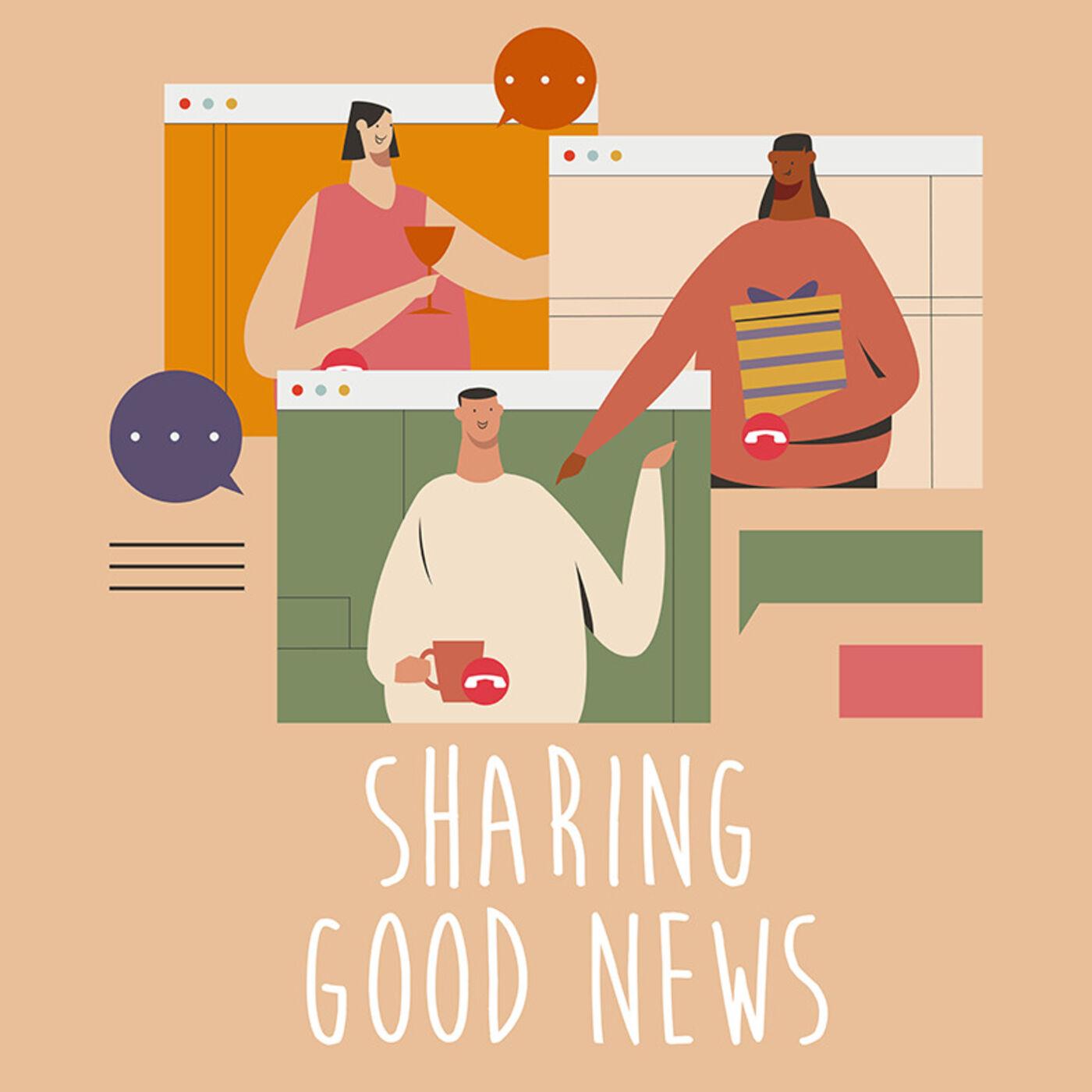 12@12: Sharing Good News
