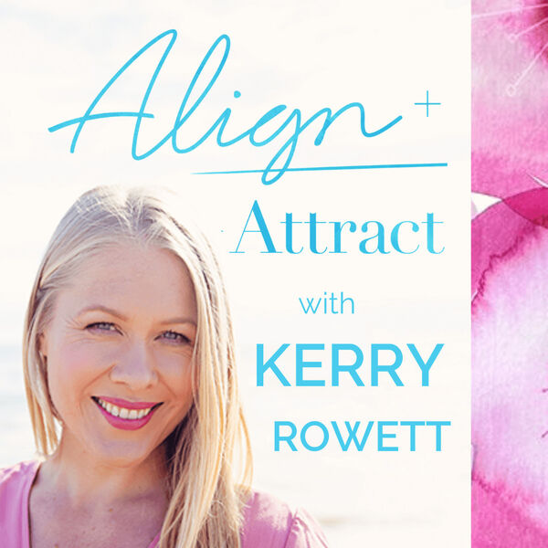 Align + Attract Podcast Artwork Image
