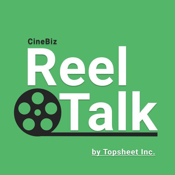 CineBiz Reel Talk Podcast Artwork Image