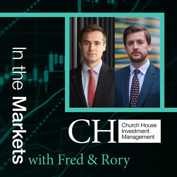 In the Markets with Fred & Rory Podcast Artwork Image