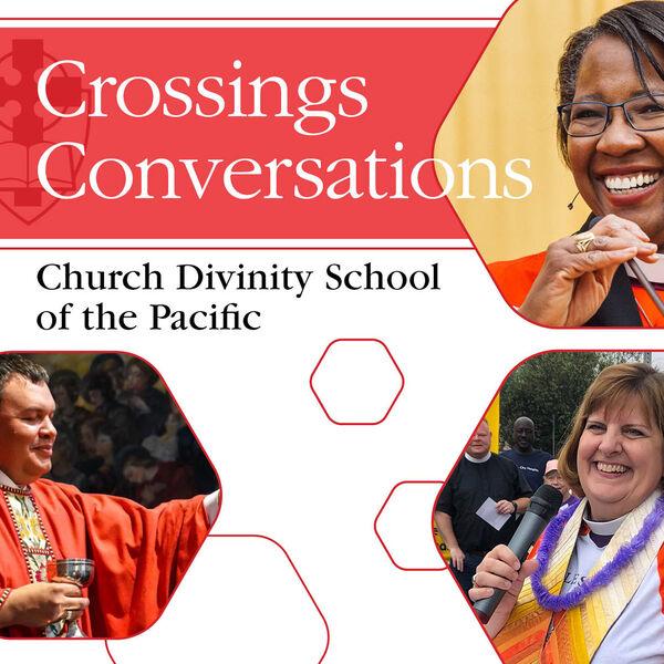 Crossings Conversations Podcast Artwork Image