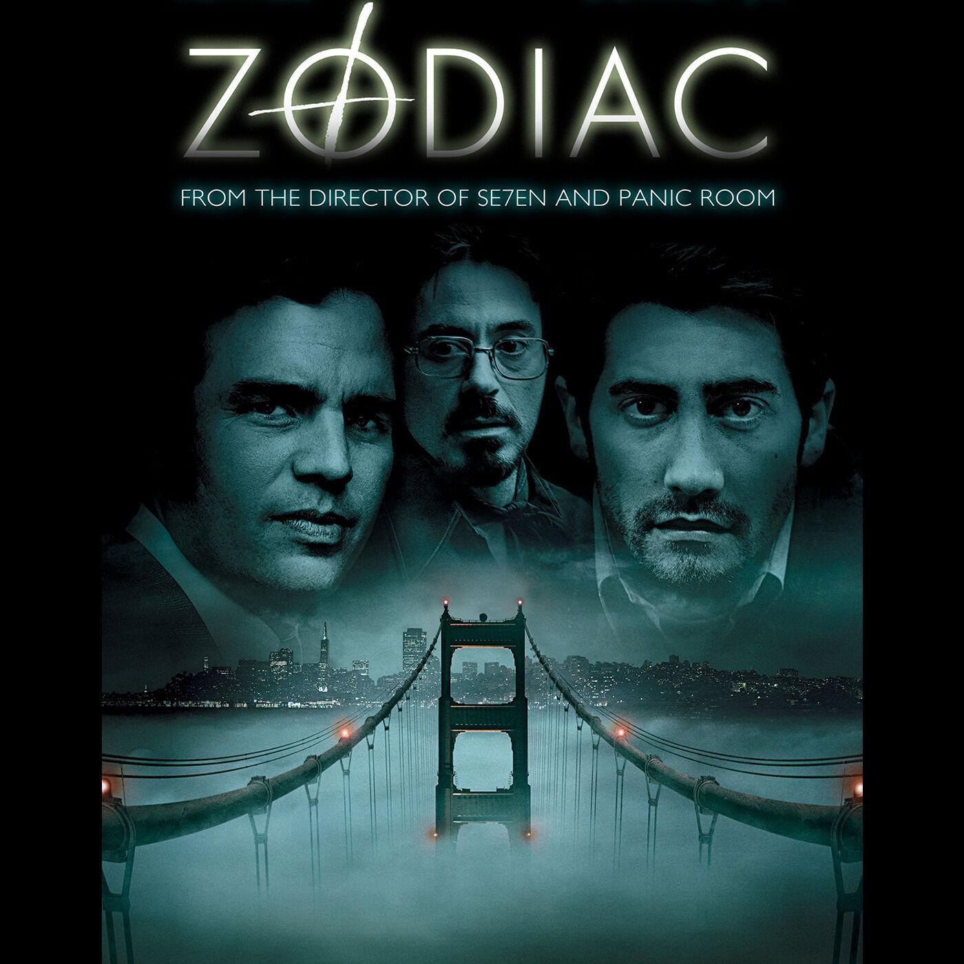 Episode 13: Zodiac (Mike's Quarantine List Pick #1)