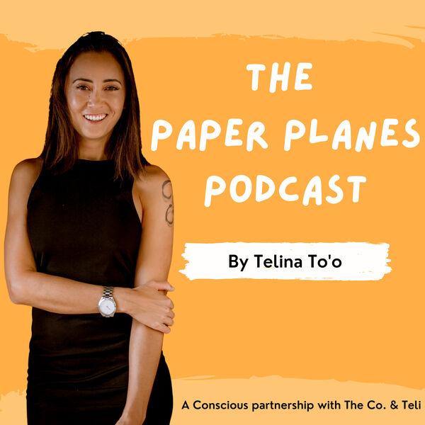 Paper Planes Podcast Podcast Artwork Image