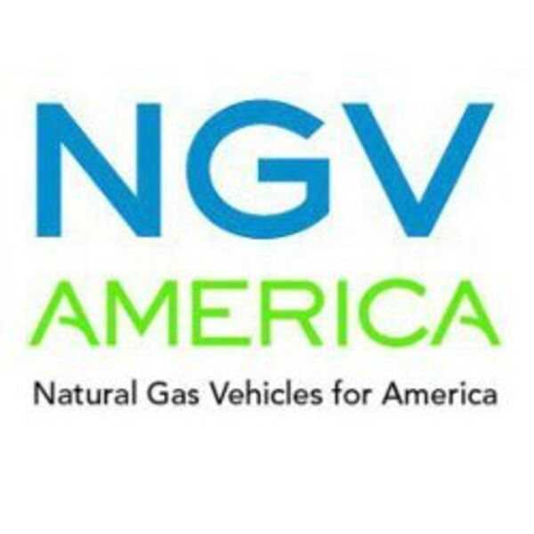 NGVAmerica's Fast Fill Podcast Artwork Image