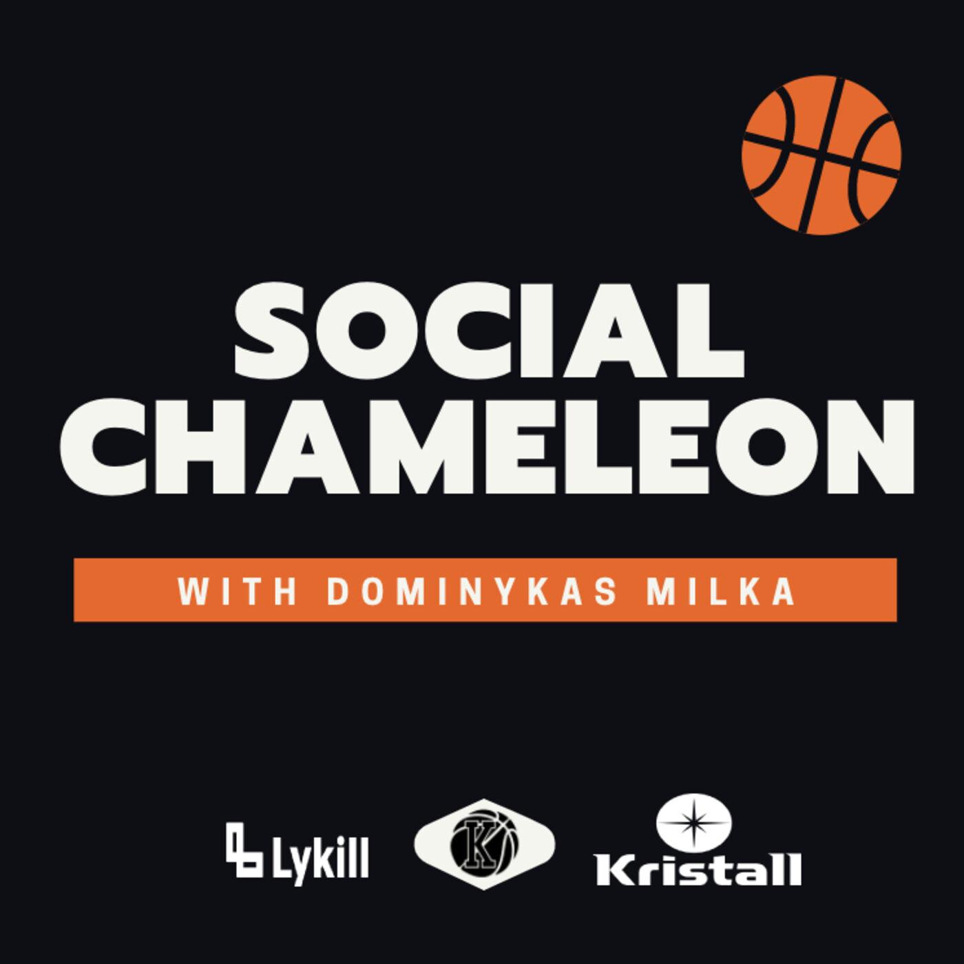 Social Chameleon #3- Coaching and development with Gústi Björgvins