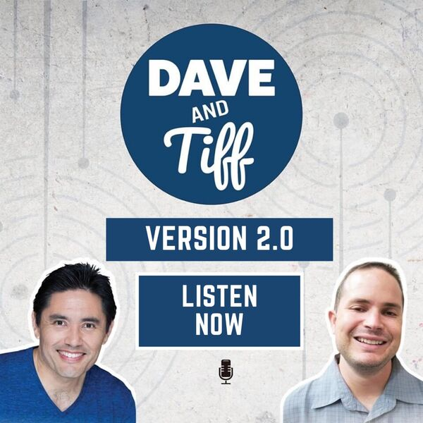 Dave and Tiff Sports Podcast Podcast Artwork Image
