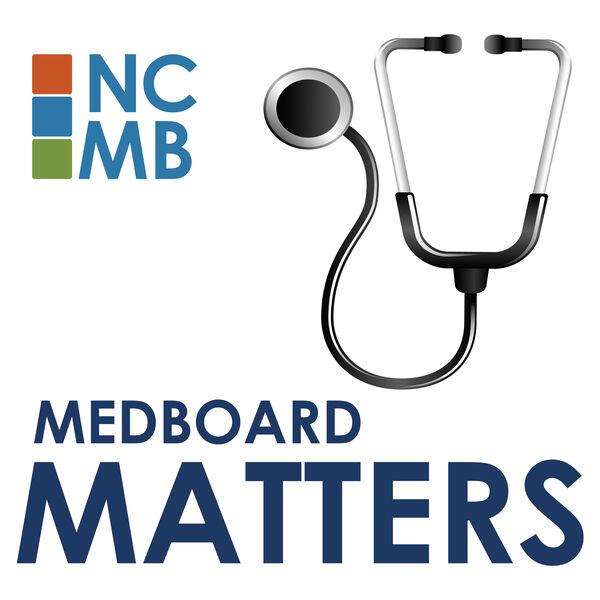MedBoard Matters Podcast Artwork Image