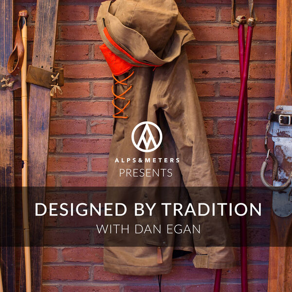 Designed by Tradition with Dan Egan Podcast Artwork Image