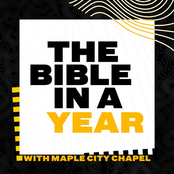 The Bible in a Year Podcast Artwork Image