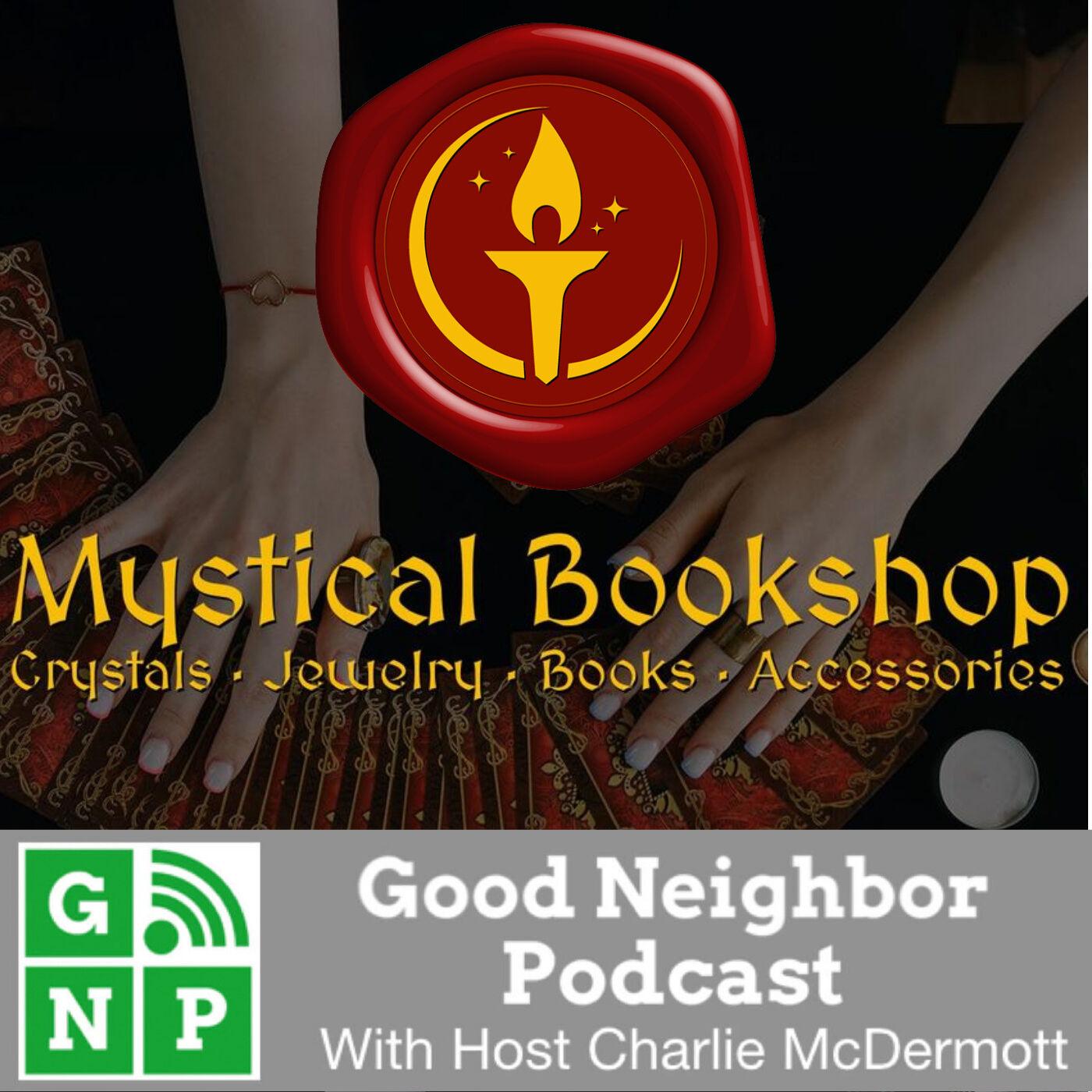EP #524: Mystical Book Shop with Wendy Feltner & David Kaplan