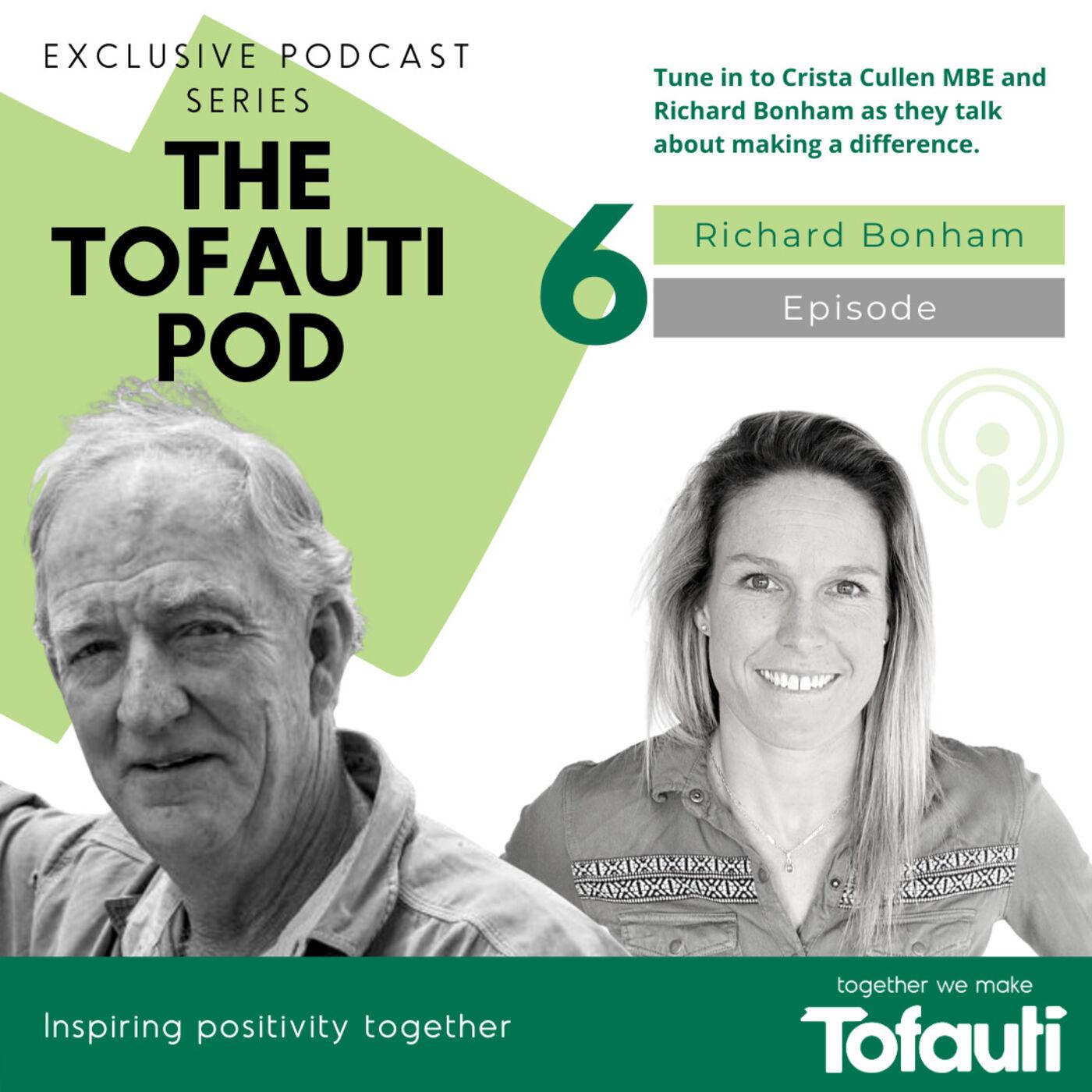 Episode Six - Richard Bonham, Big Life Foundation co-founder