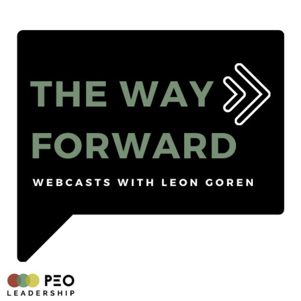 The Way Forward Webcasts with Leon Goren  Podcast Artwork Image
