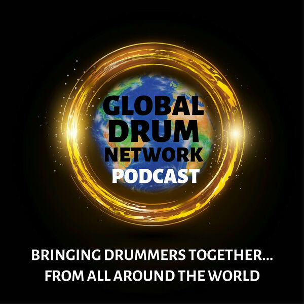 Global Drum Network Podcast Artwork Image