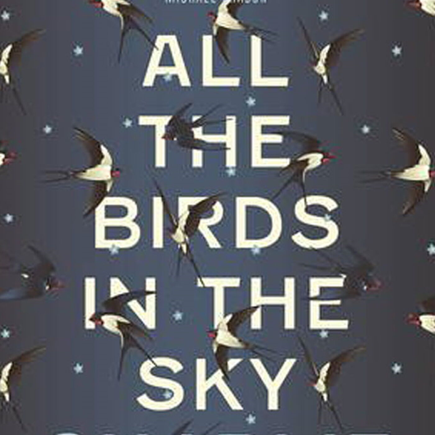 Book-Space! #14. All the Birds in the Sky by Charlie Jane Anders