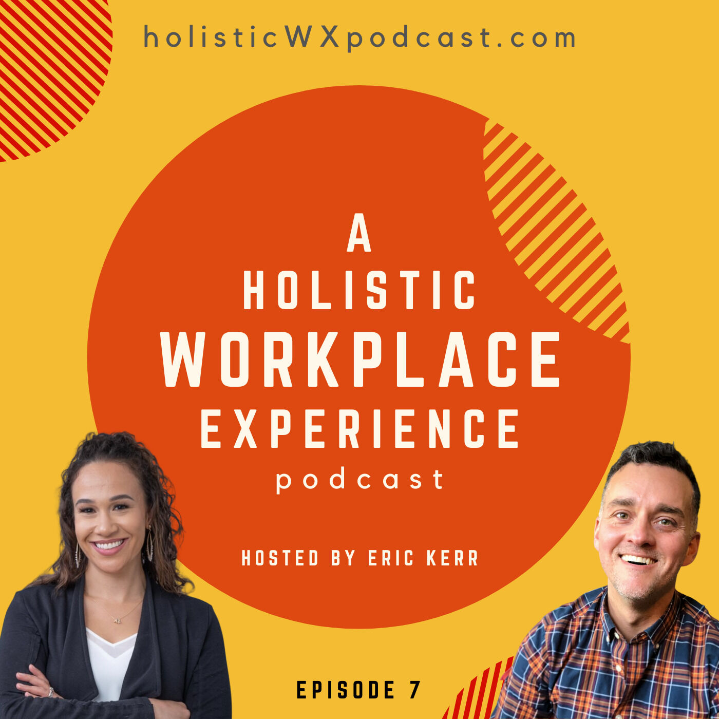 7. Well-Being and Belonging in the Hybrid Workplace (Guest: Angela Howard)