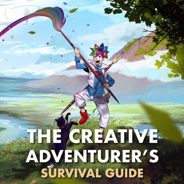 The Creative Adventurer's Survival Guide Podcast Artwork Image