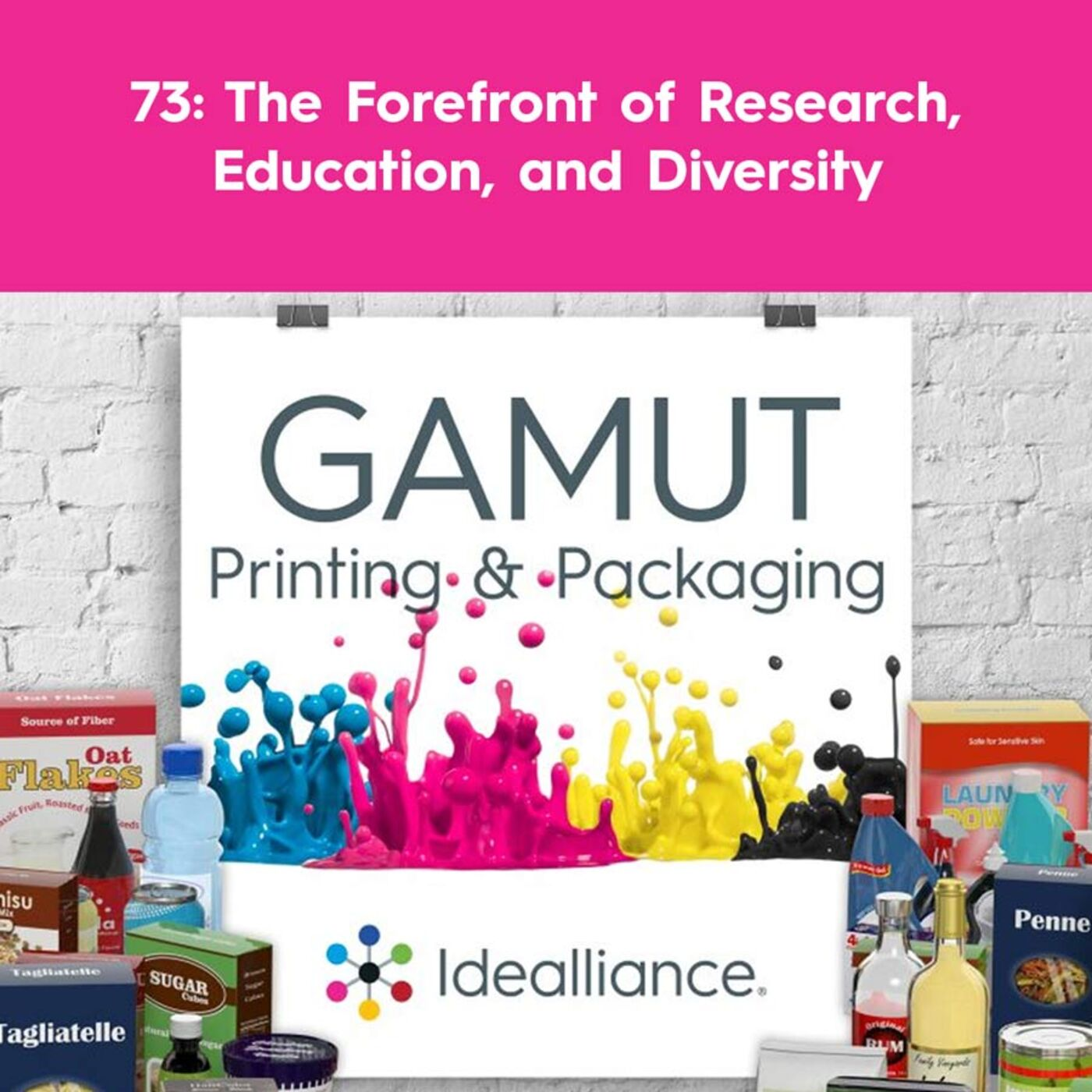 73: The Forefront of Research, Education, and Diversity