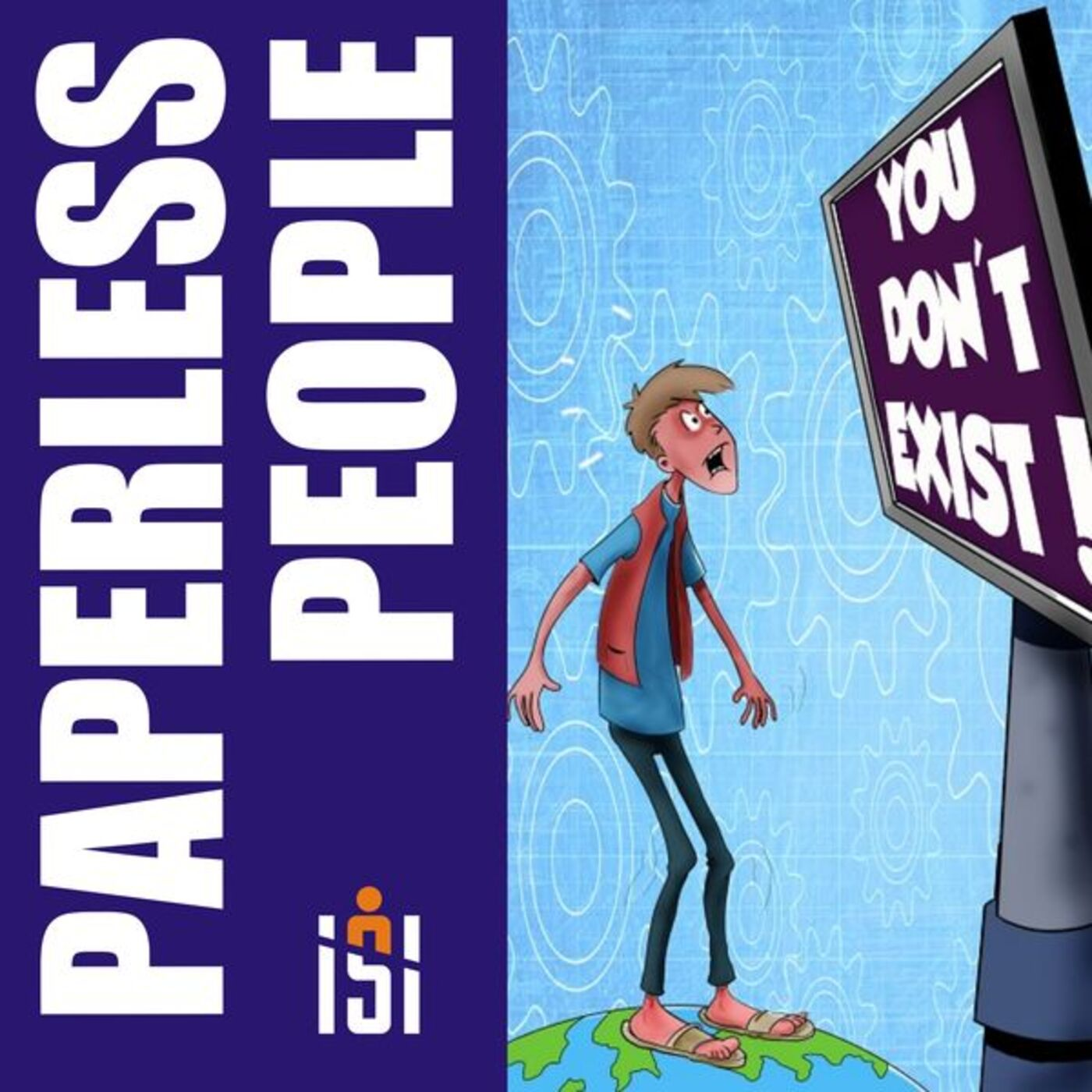 Paperless People Podcast #2 The Legal Identity Dilemma