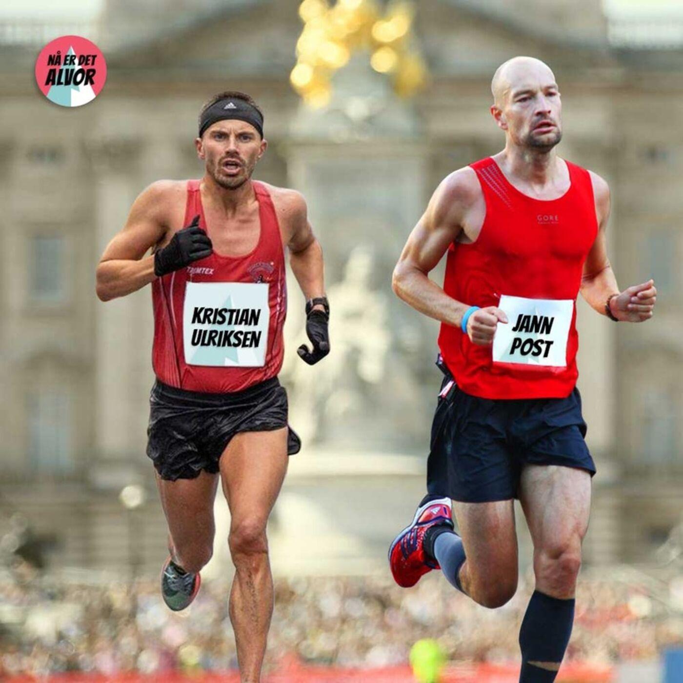 #122 - Jann Post & Kristian Ulriksen | Breaking Podcast Limits