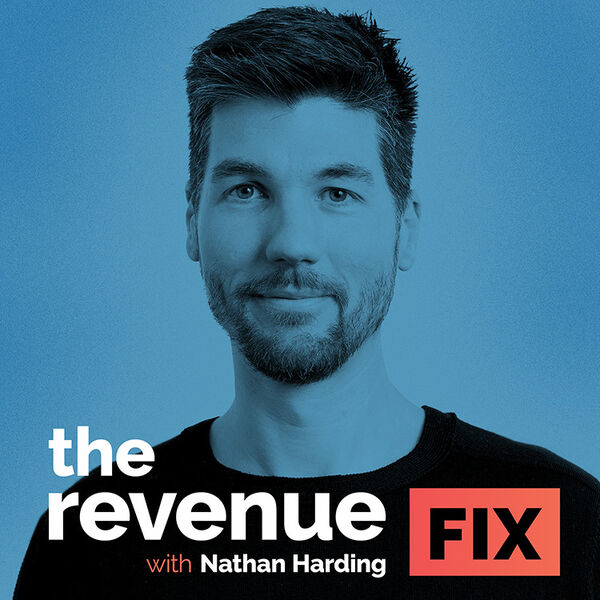 The Revenue Fix Podcast Artwork Image