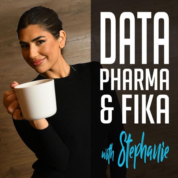 Data, Pharma & Fika Podcast Artwork Image