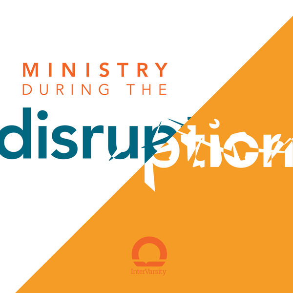 Ministry During the Disruption Podcast Artwork Image