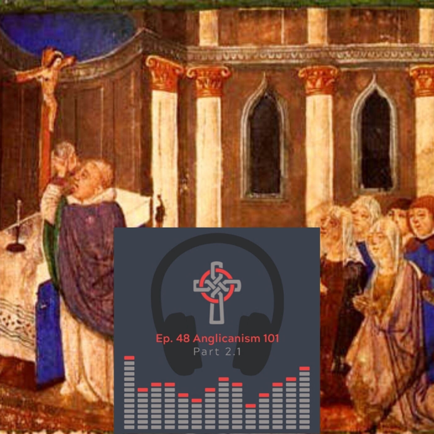 Episode 48 - Anglicanism 101: Why We Do What We Do Part 2.1