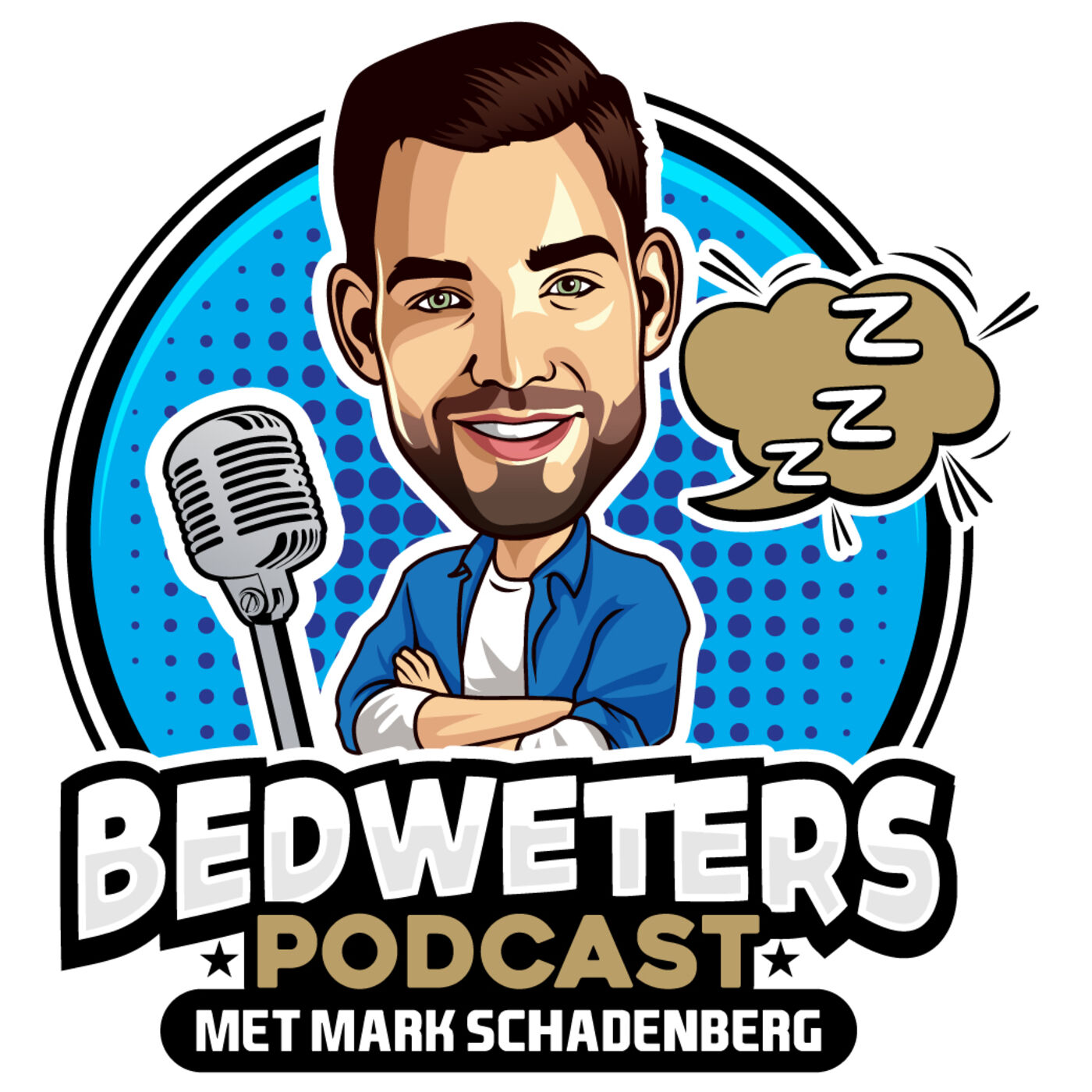 Bedweters Podcast logo