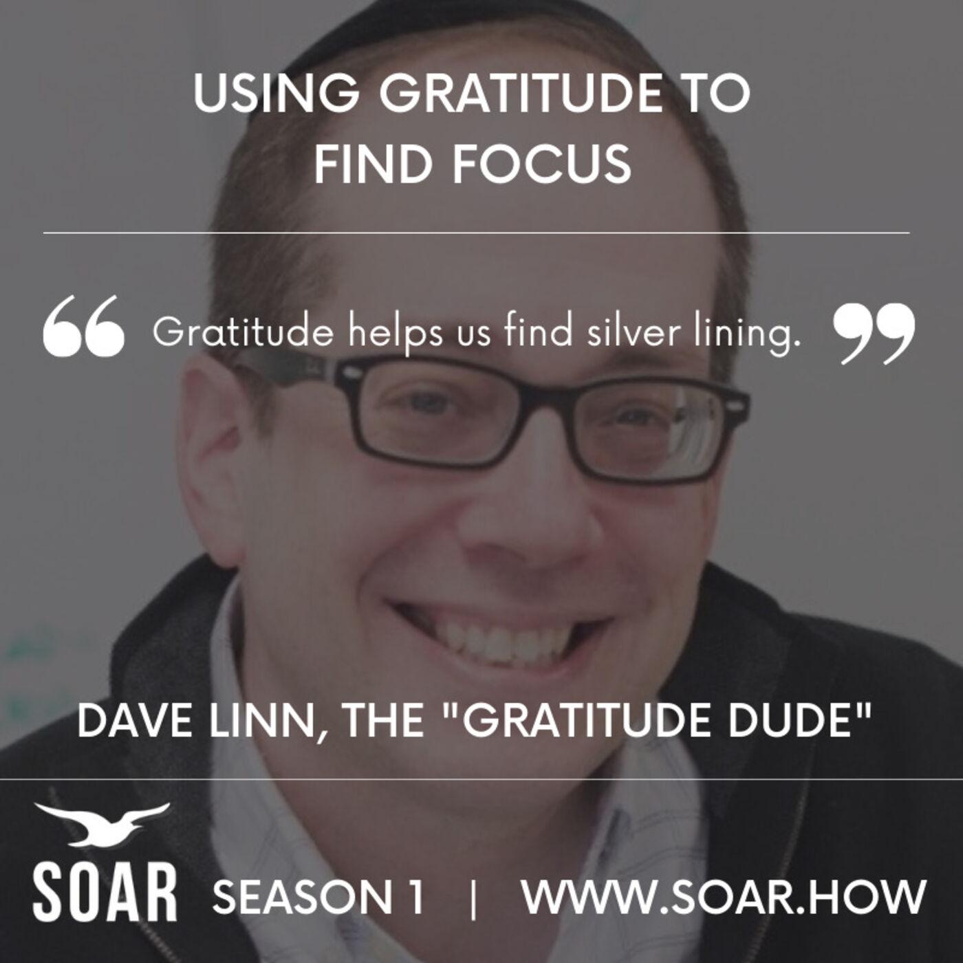 How Gratitude Can Help You Focus