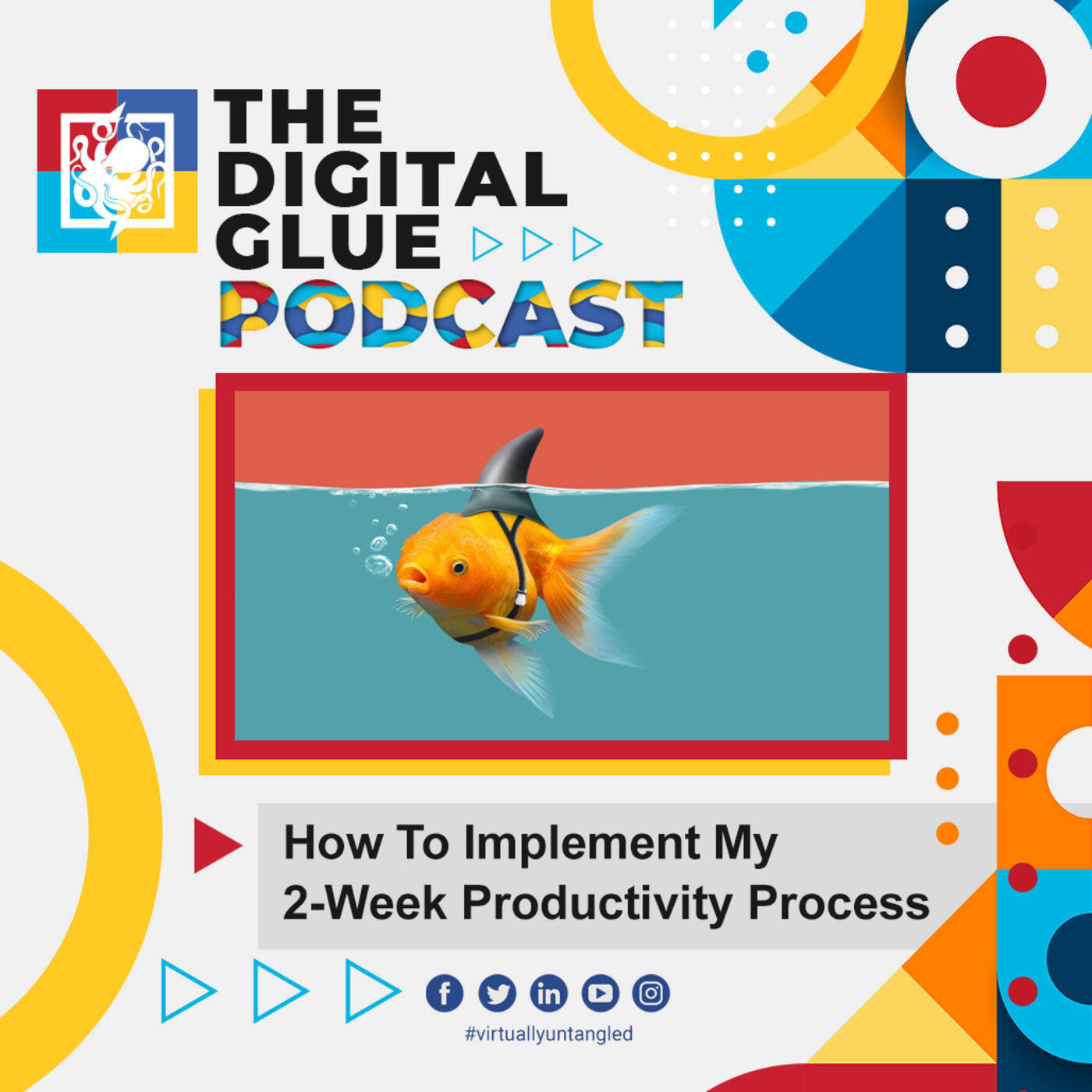 EP: 9 - How to Implement My 2-Week Productivity Process ...